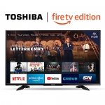 Toshiba 43-inch 4K Ultra HD Smart LED TV with HDR – Fire TV Edition