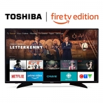 Toshiba 43-inch 4K Ultra HD Smart LED TV with HDR – Fire TV Edition (+ Free English Echo Dot)