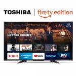 Toshiba 55-inch 4K Ultra HD Smart LED TV with HDR – Fire TV Edition