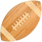 Totally Bamboo Football Cutting Board / Serving Platter