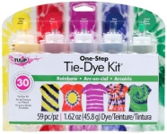 Tulip One-Step 5 Color Tie-Dye Kits Rainbow