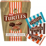 TURTLES Assorted Holiday Gift Chocolates Box, 300g