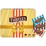 TURTLES NESTLÉ Assorted Holiday Gift Chocolates Tin, 266g