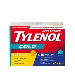 Tylenol Cold Extra Strength Daytime/Nighttime Tablet Convenience Pack