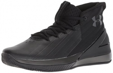 Under Armour Mens Launch Basketball Shoe