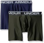 "Under Armour Men's Original Series 6"" Boxerjock (2 pack)"