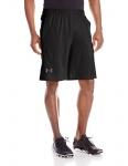 Under Armour Men's Raid 10″ Shorts, Black/Graphite, X-Large