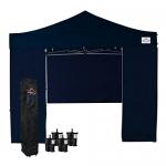 UNIQUECANOPY 10'x10′ Ez Pop Up Canopy Tent