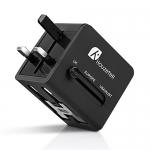 Houzetek All in One Universal Travel Adapter