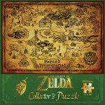 USAOPOLY The Legend of Zelda Puzzle, 550 Pieces