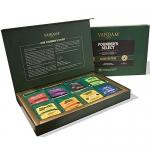 VAHDAM Assorted Tea Bag Sampler Gift Set – 8 Tea Flavors, 40 Tea Bags