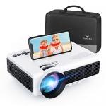 VANKYO Leisure 3W Mini WiFi Projector with Smart Phone Synchronize
