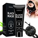 Vassoul Black Mask, Peel Off Mask, Blackhead Remover Mask, Charcoal Mask, Blackhead Peel Off Mask