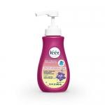 Veet Silk & Fresh, Hair Removal Cream, Legs & Body, Sensitive Formula, 400 ml