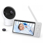 Anker eufy Security, Video Baby Monitor with Camera and Audio