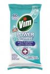 Vim Antibacterial Wipes 60 Count