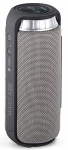 VisionTek Sound Tube Pro Bluetooth Wireless Speaker, Grey
