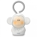 VTech Baby Soother – White – One Size, Myla The Monkey