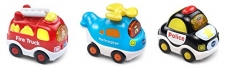 VTech Go! Go! Smart Wheels Starter Vehicle Value Pack