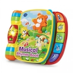 VTech Musical Rhymes Book (Frustration Free Packaging – English Version)