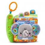 VTech Peek & Play Baby Book (English Version)