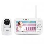 VTech 5″ Digital Video Baby Monitor with Pan & Tilt Camera
