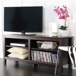 Walker Edison Furniture Wood TV Stand, 58-Inch