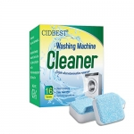 Washing Machine Cleaner, for Front Load and Top Load Washers, 16ct