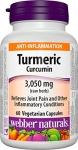 Webber Naturals Turmeric Curcumin 3,050 mg