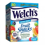 Welchs Mixed Fruit Snacks, 90 ct.