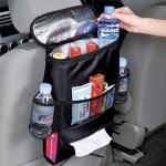 Whatyiu Multi-Pocket Insulation Car Seat Back Bag