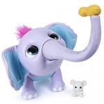 Wildluvs Juno Interactive Baby Elephant