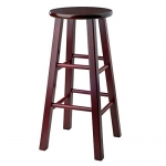 Winsome Wood Ivy 29″ Bar Stool
