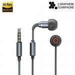 Wired Earbuds, iHaper High-Resolution Audio Certified Graphene Earbuds