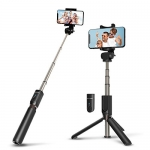 BlitzWolf 3 in 1 Mini Wireless Selfie Stick Tripod with Remote