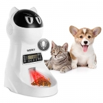 Wopet Automatic Pet Feeder Food Dispenser with Timer