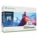 Xbox One S 1TB Battlefield V Bundle