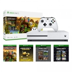 Xbox One S 1TB Console – Minecraft Creators Bundle – Xbox One S Edition