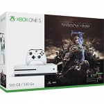 Xbox One S 500GB Shadow of War Bundle – Bundle Edition