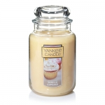 Yankee Candle Company Vanilla Cupcake Large Jar Candle