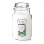 Yankee Candle Company White Gardenia Large Jar Candle
