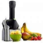 Yonanas Original Healthy Dessert Fruit Soft Serve Maker