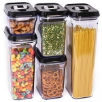 Zeppoli 5-Piece Air-Tight Food Storage Container Set
