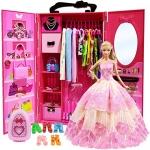 ZITA ELEMENT Fashion Doll Closet Wardrobe
