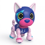 Zoomer Zupps Tiny Pups Husky Spotlight Toy